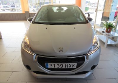 PEUGEOT 208 BUSSINES LINE 1.4 HDI