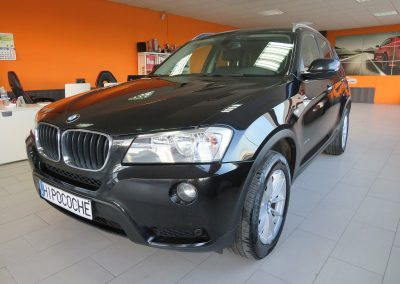 BMW X3 sDrive 18D